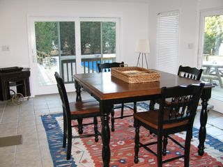 Rehoboth Beach house photo - Dining Room seats 8