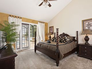 Formosa Gardens villa photo - Master Suite with own private poolside access