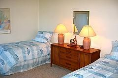 Watsonville condo photo - 2nd bedroom has 2 Twin Beds + Futon