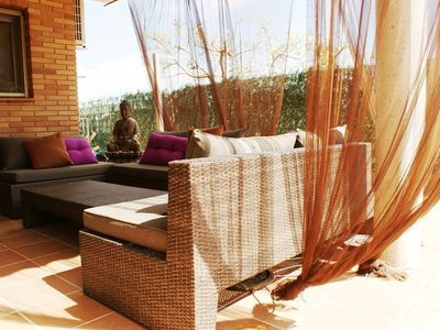 Crear una zona chill out en el jard n h galo usted mismo for Decoracion jardin chill out