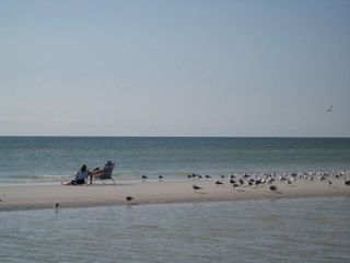 Sanibel Island condo photo - relaxing