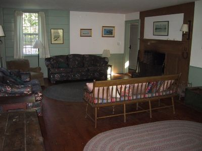 South Yarmouth estate rental - Large House - 2nd living room