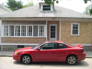 Front of house and front porch - Old Orchard Beach house vacation rental photo
