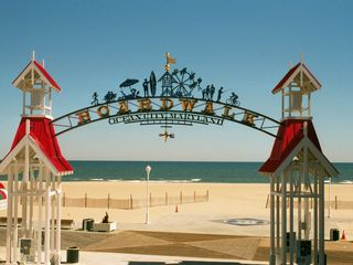 Vacation Homes in Ocean City house photo - 85 blocks to the world famous Board Walk