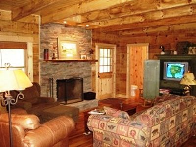 Great stay!, Reviews of Boone vacation cabin 350108 on HomeAway