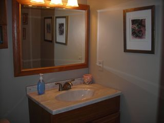 Brigantine condo photo - Another bathroom picture.