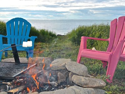 ⚓⚓Perfect Glamping Retreat - UNPLUGGED OCEANFRONT COTTAGE 🌅⚓⚓