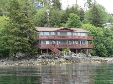 Suite C is on the bottom right. Suite C is one of 10 in Sitka Rock Suites.
