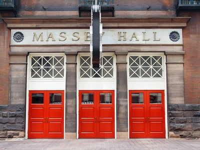 Massey Hall, Toronto's Legendary Concert Hall