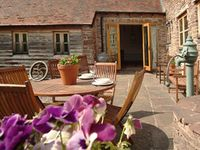 Beautifully restored half timbered barn in the Heart of England