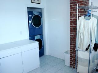 Harpswell house photo - laundry room