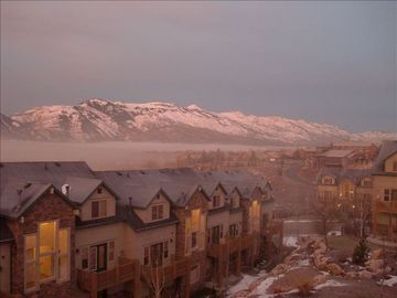Snowbasin condo rental - Powder Condo: Amazing Views, Brand New Luxury Condo , Minutes form Snow Basin