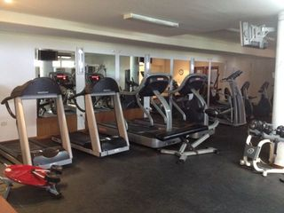 Pointe Pirouette condo photo - Fully equipped gym