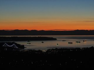 Vancouver apartment photo - Enjoy One of these many Sunsets!
