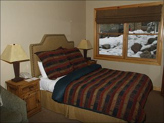 Mountain Village condo photo - Second Bedroom with Queen Bed and Full Bath
