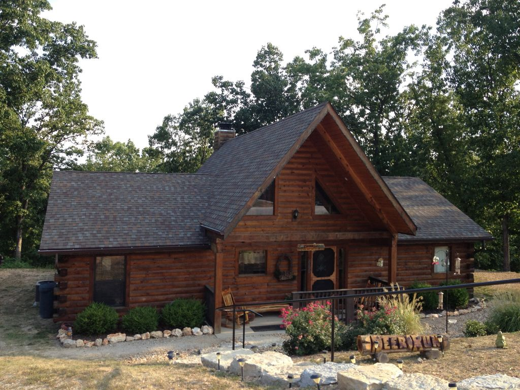 Branson Vacation Rental Vrbo 340207 3 Br Mo Cabin