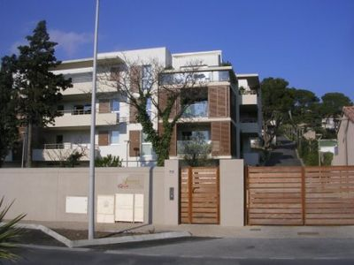A nice apartment in Sète new residence sector cornice