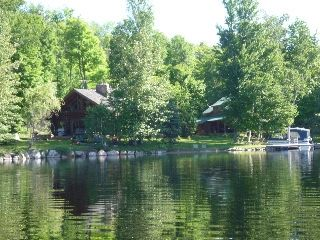 Haliburton cottage rental