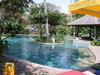 Nusa Dua apartment photo - Main pool