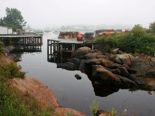 Prospect Harbor cottage photo - Corea, a quaint nearby fishing village just 10 minutes away.