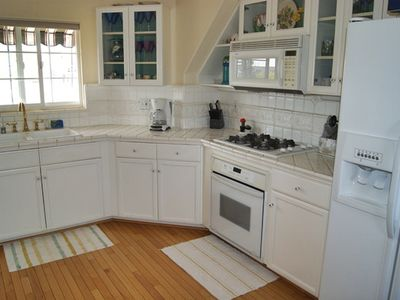 Nice large fully equipped kitchen