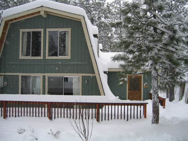 Cabin Close To Bear Snow Summit The Lake Vrbo