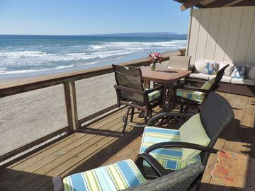 Aptos townhome rental - Spectacular views from every room