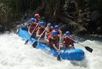 #1 destination in World for Whitewater Rafting...a thrill a minute..family fun.