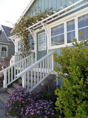 Pacific Grove cottage photo - Welcome to Sea Foam Cottage