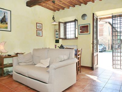2-4 p old style apartment in Lucca. Free bikes