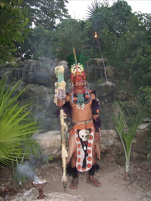 Explore ancient Mayan history