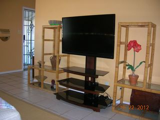 "Sun City cottage photo - Enjoy the new 46"" HD TV!"