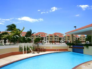 Aguadilla apartment photo - Complex second pool