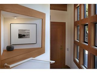 Sea Ranch house photo - Hallway of the guest bedroom bay.