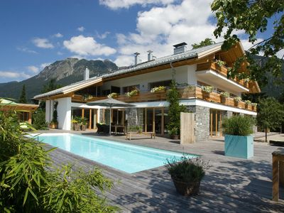 The Green Mountains - exclusive chalet-apartments with a feel-good guarantee - Wohnung Klettermax