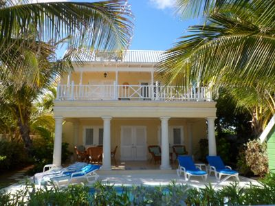 Bottom Bay villa rental - Welcome Sunburst Villa