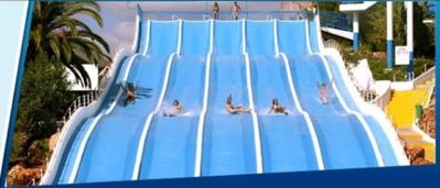 Slide & Splash, A22 Lagoa