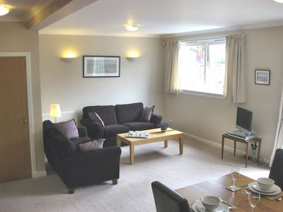 South Queensferry cottage rental - Lounge
