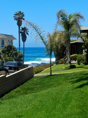 La Jolla house photo - View from your front yard.