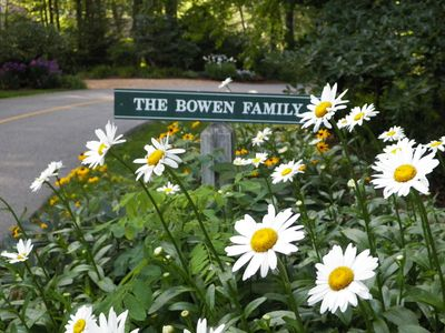 Bowen Family property.
