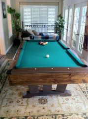 Clearwater Beach house photo - Pool table room