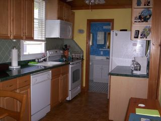 Provincetown condo photo - Kitchen with full size appliances