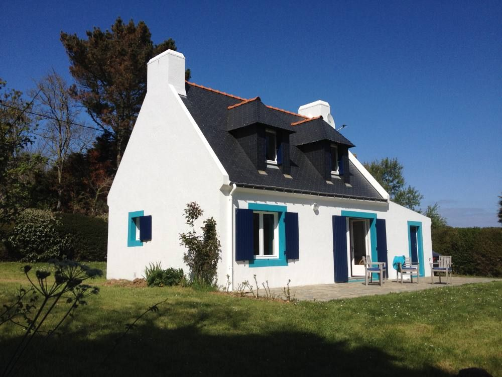 Accommodation near the beach, 70 square meters, , Bangor, Brittany