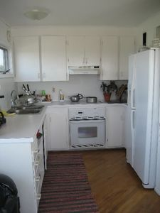 Robbins Rest house rental - Kitchen
