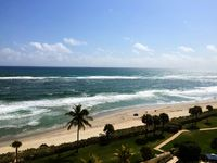 Beachfront Condo with Panoramic Ocean View from Every Room with Great Amenities
