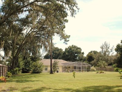 Doral Woods - 1acre lot- fort and swing set, fully fenced