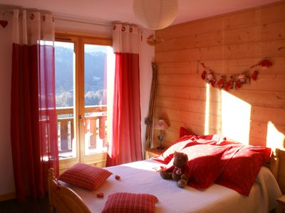 Morzine apartment rental - BEDROOM 2