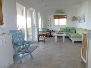 Staniel Cay cottage photo - Entering the front door.