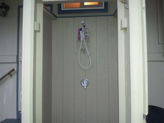 Kaaawa house photo - Outdoor Shower