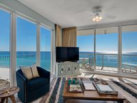 NEW Listing! All NEW Decor! Stunning BEACH VIEWS Throughout! FREE Chair Service